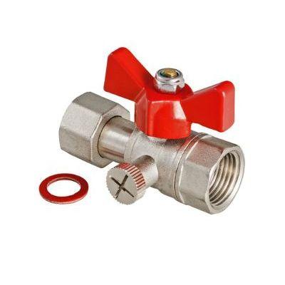 Valtec VT.807.N Кран шаровой для подключения манометра