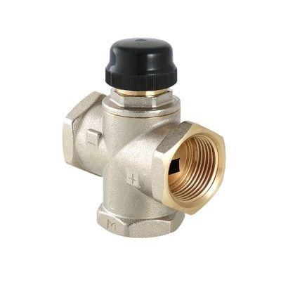 Valtec VT.MR02.N Трехходовой термостатический смесительный клапан